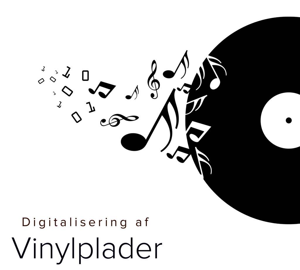 Digitalisering af vinylplader