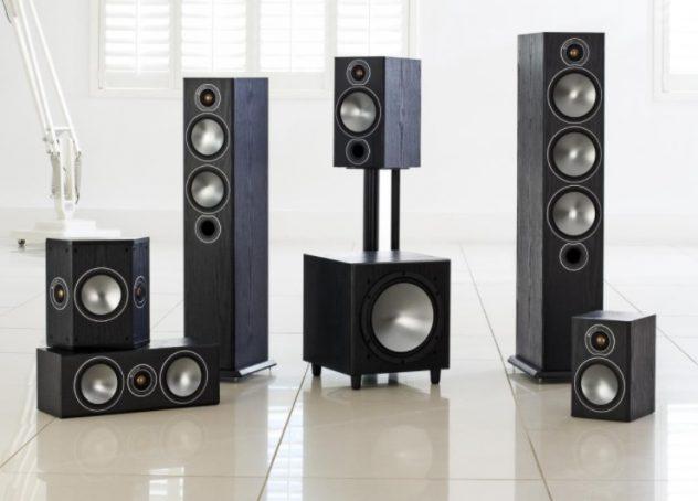 Bronze-serien fra Monitor Audio
